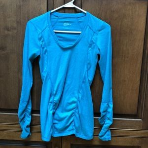 Zella long sleeve shirt- Size small